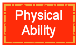 Physical Ability